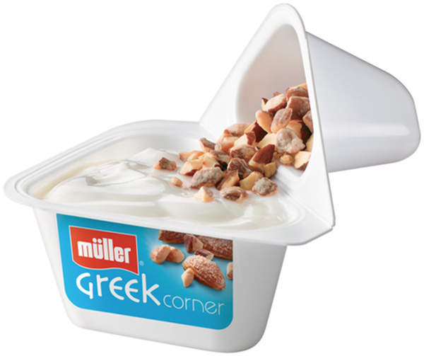 Muller provided its proprietary recipes and state-of-the-art yoghurt production technology. Image courtesy of PepsiCo.
