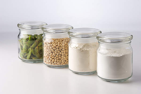 Burcon produces a variety of vegetable-based proteins.