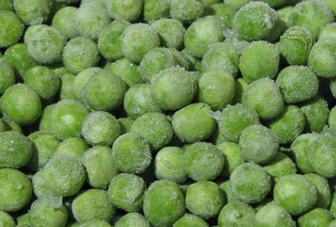 During the pea season some 50,000t will be processed.