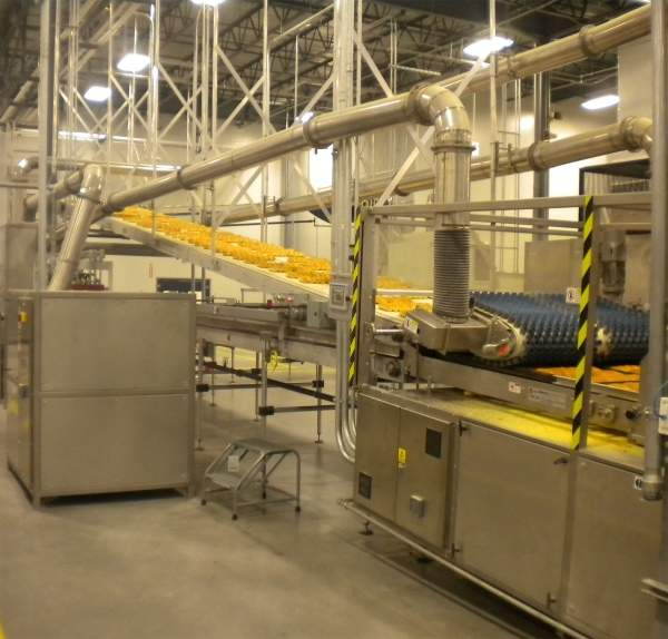 The bakery will have nine production lines. Image courtesy of Maple Leaf Foods.
