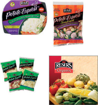 Some of the more popular Reser's side dishes.