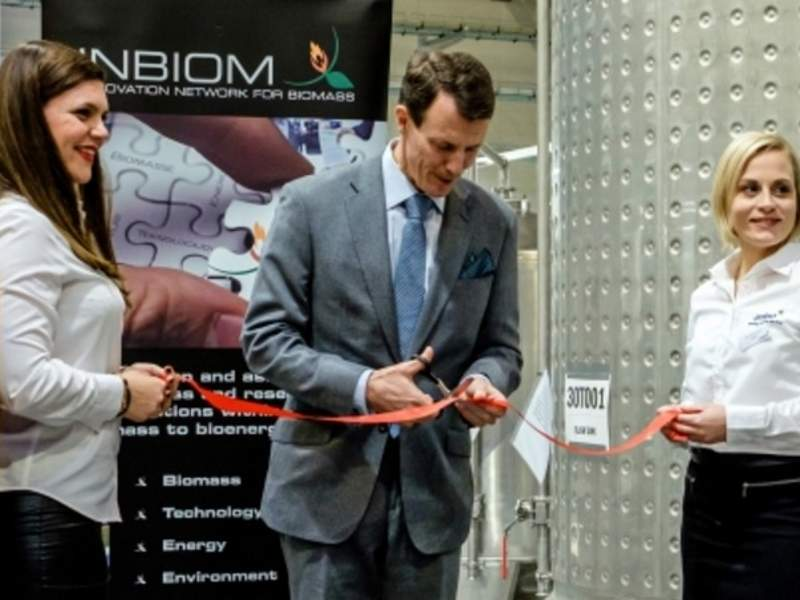 The new UniProtein production facility was opened in November 2016. Image courtesy of Unibio.
