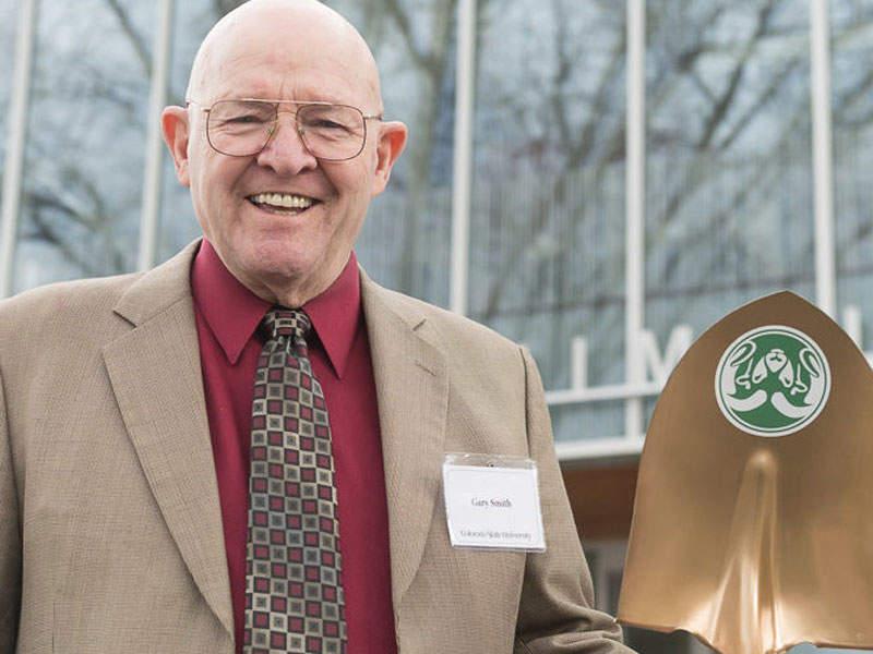 The facility is designed to honour CSU animal sciences professor Gary Smith. Image courtesy of Colorado State University.