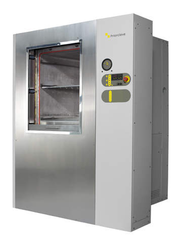 how to build an autoclave