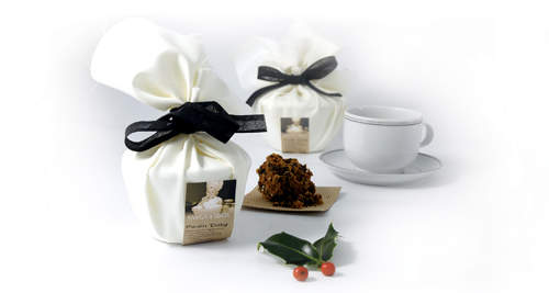 Sigwr a Sbeis is busy developing a range of Christmas products, including Christmas puddings.