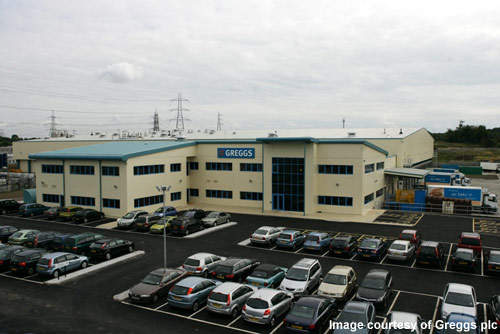 The new bakery is situated in Clydesmill Investment Park.