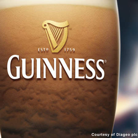 Guinness is one of the most popular beers in the world and Diageo is now realigning its production to face new market challenges.