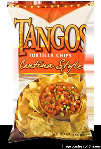 The Massillon factory produces all varieties of Tangos and Shapers snacks.