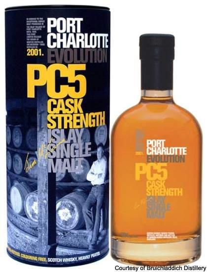 Port Charlotte single malt has already been marketed by Bruichladdich and has won awards for excellence.
