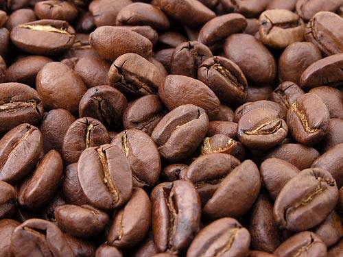 Not all coffee is dark roast; some, for the American market, is a mid roast with a more acid quality to the flavour.