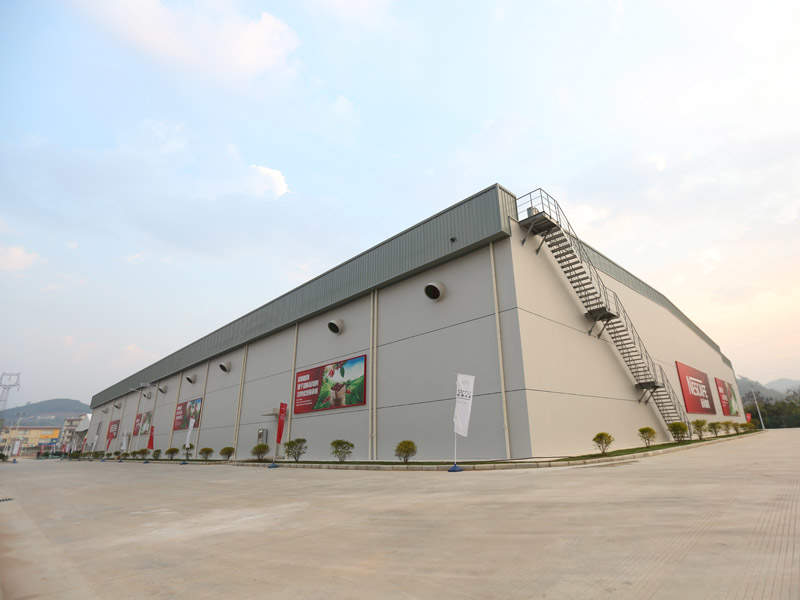 The Coffee Centre is located in the Pu'er Industrial Park. Image courtesy of Nestle.
