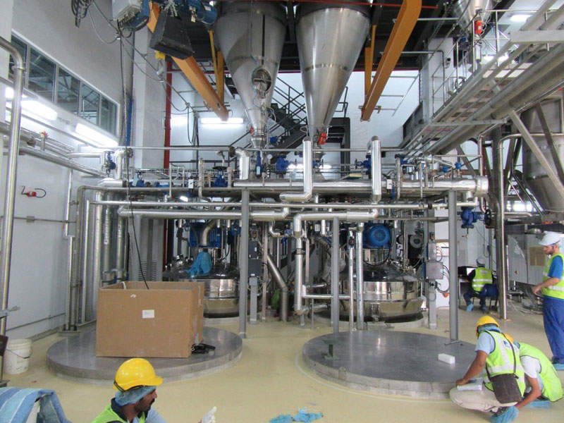 The expansion has doubled the facility's production capacity. Image courtesy of PureCircle.