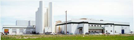 Gooding cheese plant underwent extensive renovation and expansion in 2000, and again in 2004, making it one of the most efficient cheese manufacturing facilities in the world.