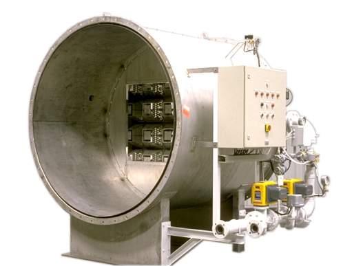 complete burner system