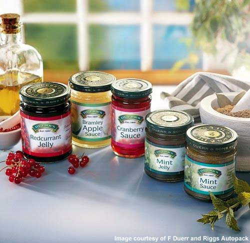 F Deurr also produces condiments.