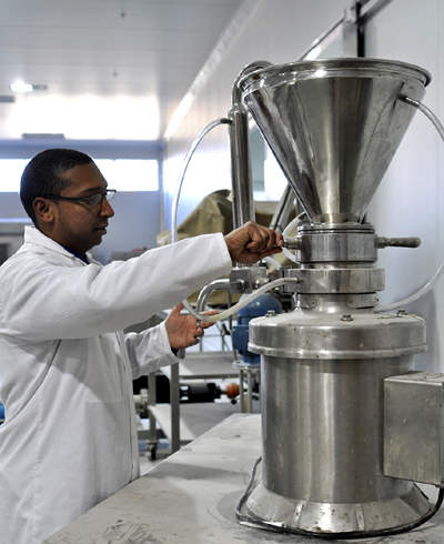 The Food Technology Complex was completed in October 2010. The facility is believed to be one of its kind in Africa.