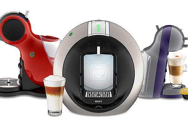 The $293.65m factory is the third Nescafé Dolce Gusto Coffee Capsule plant in Europe. Image courtesy of Nestlé Germany AG.
