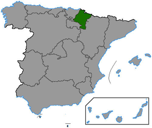 The new Vega Mayor plant is in the Navarre region of Northern Spain.