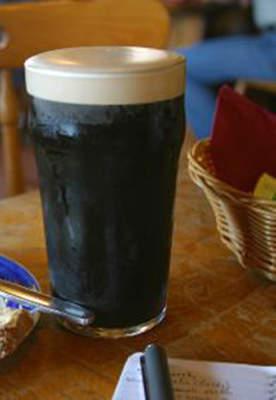 Stout which requires a dark malt.