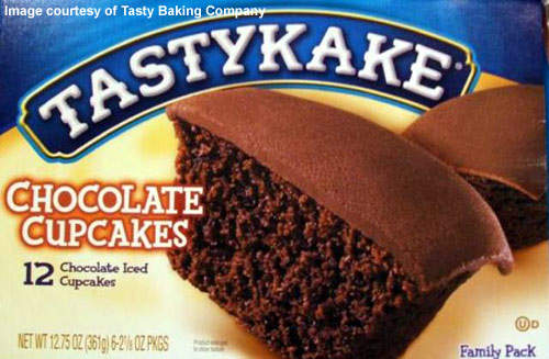 One of the most popular product lines from the Tasty Baking Company.