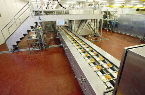 Investment has been made in technology, particularly in production for the expanding ready meal market.