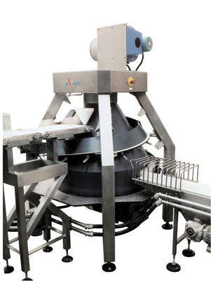 The expansion is necessary because of increased demand and will include the Conical Moulder.