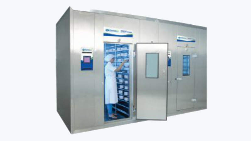 cooling chambers