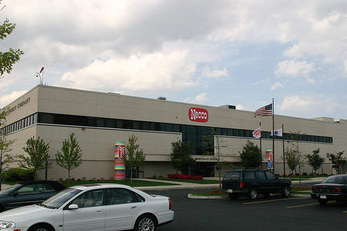 In 2003, the NECCO plant in Revere became the company's main manufacturing site in Massachusetts.