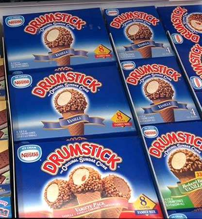 Dreyer's Grand is expanding its ice cream manufacturing facility at Bakersfield to increase production of items such as Nestlé Drumsticks.