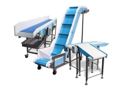 standard, customised conveyors
