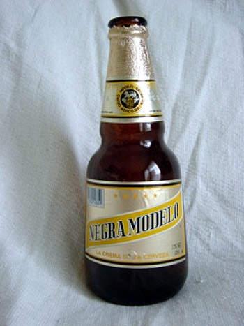Grupo Modelo's beer Negra Modelo.
