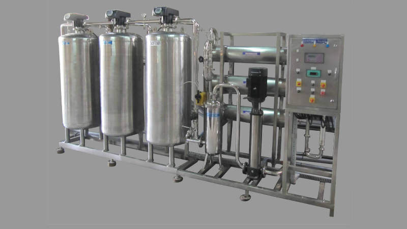 low-pressure disinfection solutions