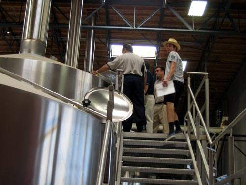 Stone Brewing Co. has grown from a micro-scale brewery run out of a garage to one housed in a $12m specialist brewery.