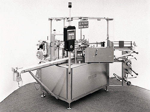 Alpma SAN 80/T packaging machine