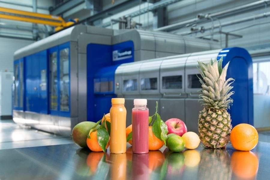 Uhde High Pressure Technologies - Food Processing Technology