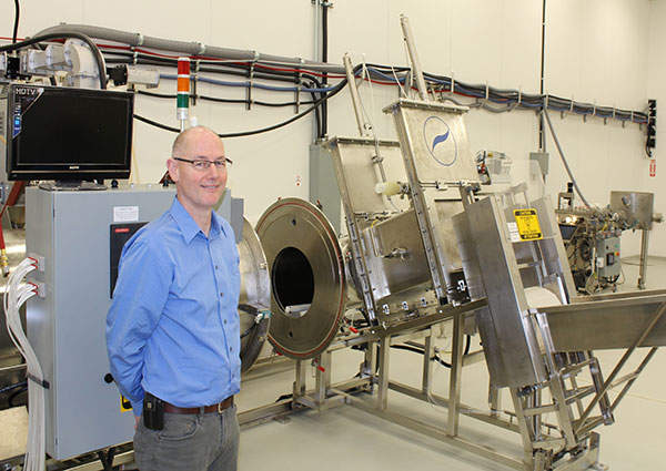 Making Waves An Alternative To Traditional Freeze Drying