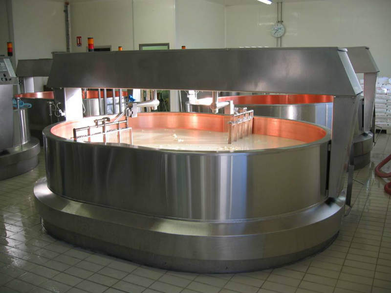 CHALON MEGARD - Dairy and Cheese Process Equipment