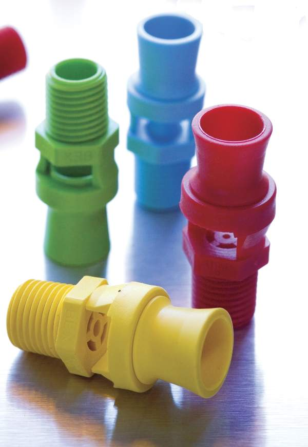 mini eductor spray nozzles