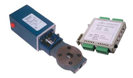 intelligent valve actuator assembly