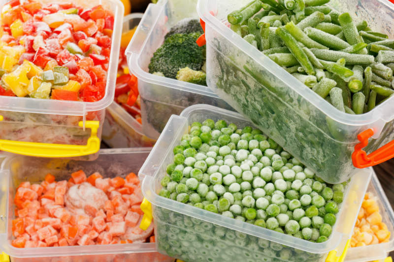 Developments in the frozen and chilled markets