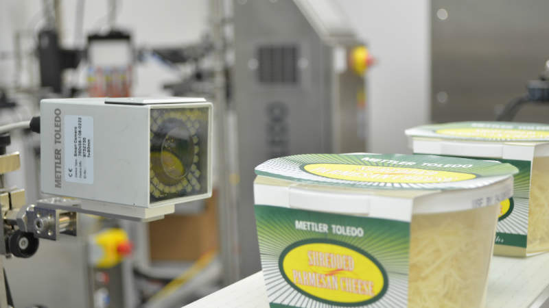 Optimise label and packaging inspection