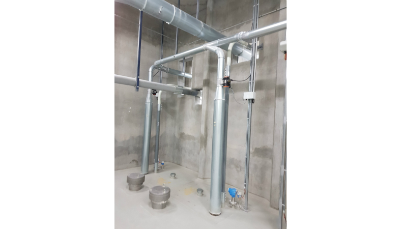 test plant equipment