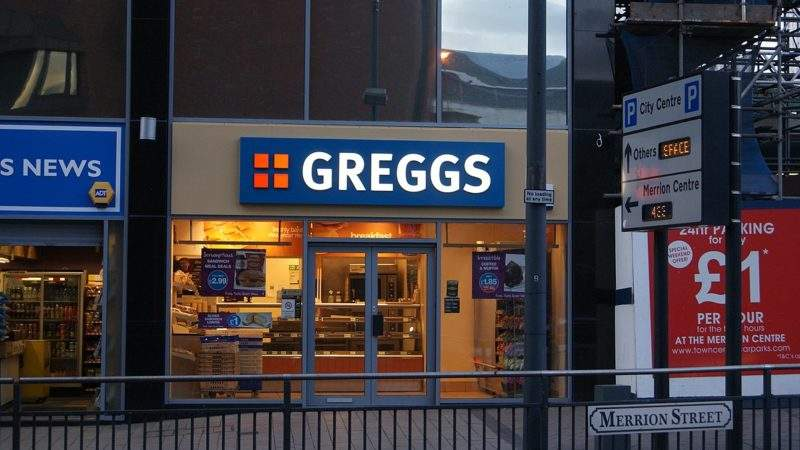 Greggs,_Merrion_Centre_(southern_elevation),_Leeds_(1st_February_2012)