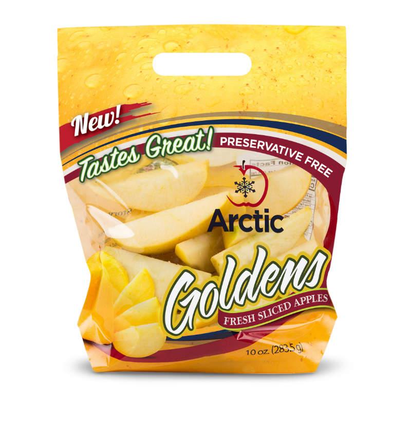 arctic apple sliced apple bag