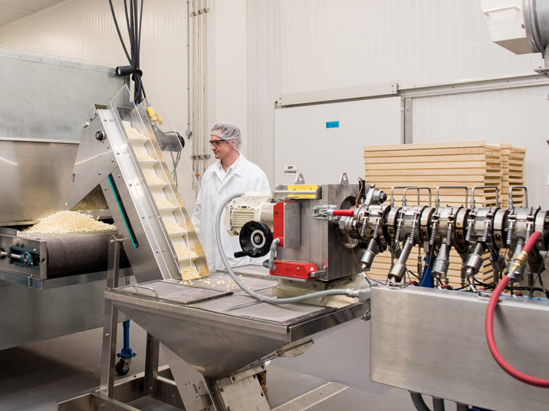 The AFIC includes a food processing incubator, a pilot plant and other facilities. Image courtesy of Government of Saskatchewan.