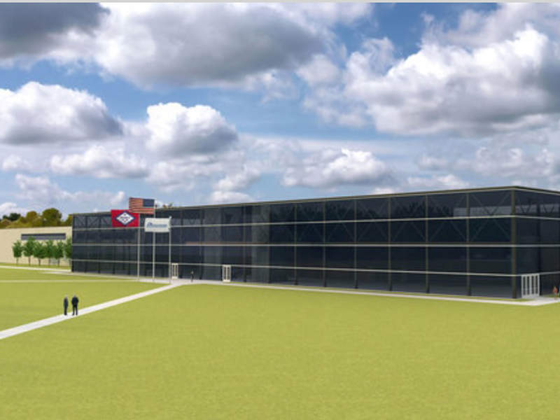 Simmons Prepared Foods plans to build a new chicken facility in Benton County, Arkansas, US. Image courtesy of Simmons Foods.