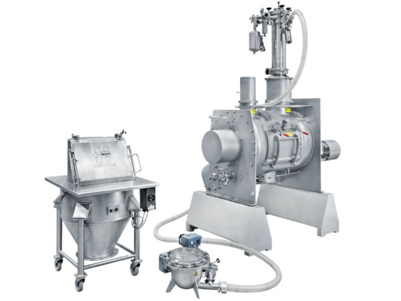 bulk material handling
