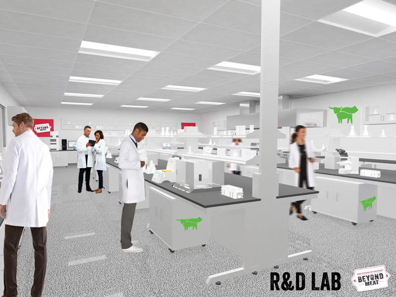 The innovation centre will cover an area of 26,000ft². Graphic: Business Wire.