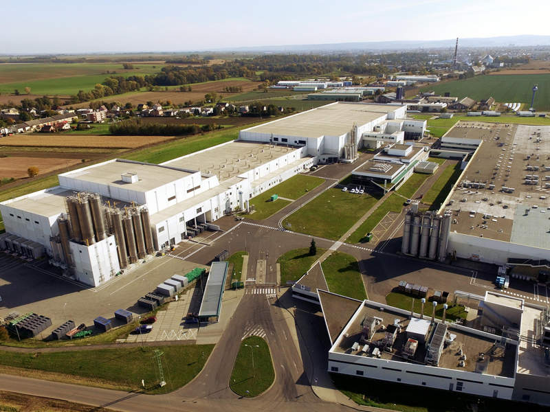 Mondelēz International completed a $200m expansion project at its manufacturing facility located in Opava, Czech Republic, in 2018. Image courtesy of Mondelēz International.