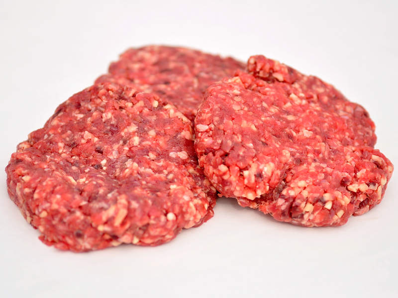 The new Golden State Foods beef processing plant will supply beef patties for the preparation of burgers. Image courtesy of Carnivore Locavore.